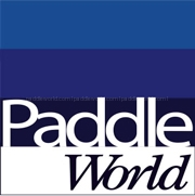 Paddle World Magazine logo