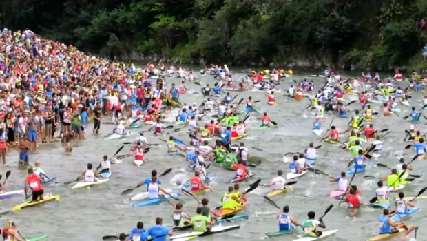 downriver race del sella