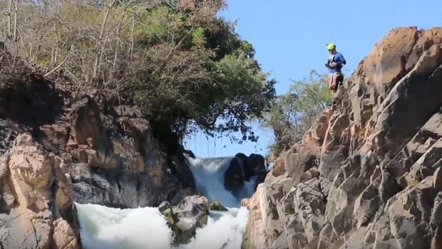Laos 4000 islands kayaking