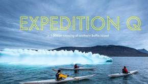 kayak expedition Q