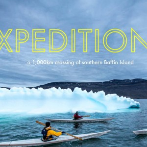 kayak expedition Q