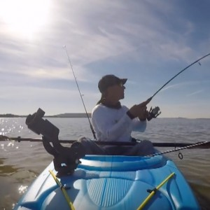 zoffinger kayak fishing