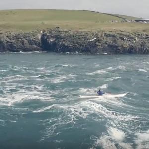 Isle of man sea kayaking Paddle World