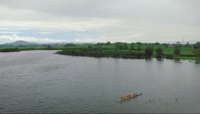 Va'a training paddle world