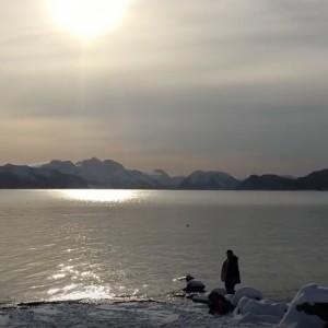 KAYAKING Resurrection Bay - Seward ALASKA