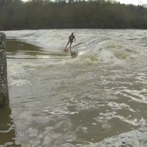 cher France Sup surfing Paddle World