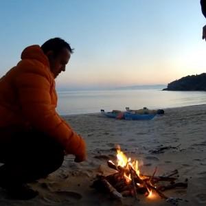 Aegan sea kayaking Paddle World