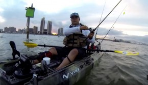 Corpus christi kayak fishing Texas Paddle World