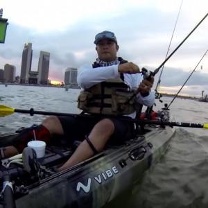 Corpus christi kayak fishing Texas Paddle World