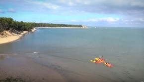 oleron island kayaking paddle World