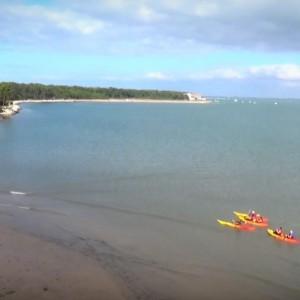 oleron island kayaking paddle World