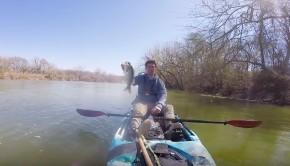 jonb kayak fishing