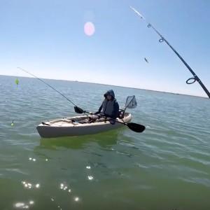 Trailchaser kayak fishing Paddle WorldTrailchaser kayak fishing Paddle World