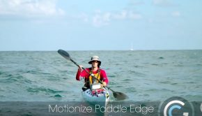 Motionize Kayak Tracker Paddle World