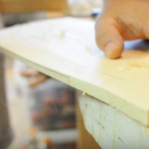 strip kayak building Paddle World
