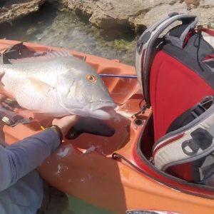 Turks & Caicos kayak fishing Paddle World
