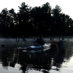 Lake Ontario paddling Paddle World