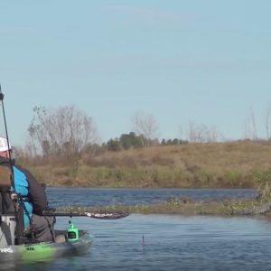 Fishing with alligators Paddle World
