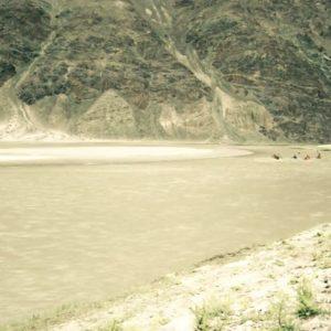 India kayaking Paddle World
