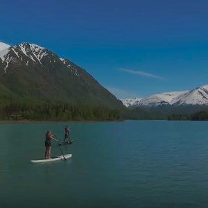 Alaska SUP Paddle World