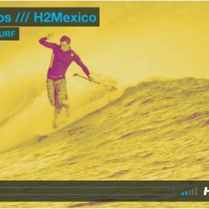 H2 Mexico Paddle World SUP