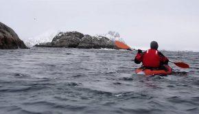 Norway Lofoten Sea kayaking Paddle World