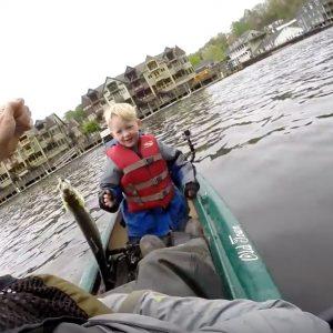 kayak fishing paddle World