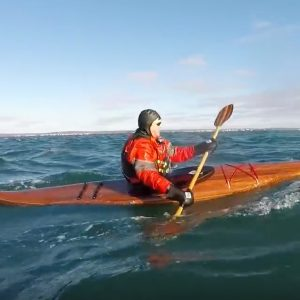 Making A Strip Built Kayak paddle World