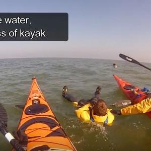 sea kayaking safety paddle World
