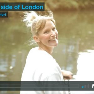 SUPing in Downtown London paddle World