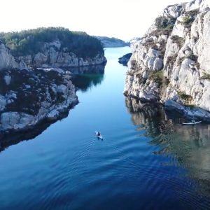 Turoy Norway Sea kayaking Paddle World