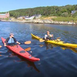 labrador newfoundland kayaking Paddle World