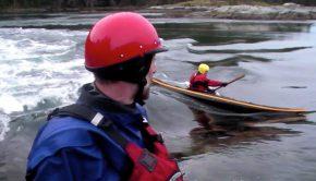 the surge BC Sea kayaking Paddle World