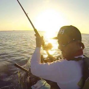 sailfish kayak fishing Paddle World