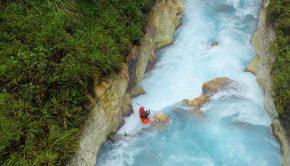 papua New Guinea kayaking Paddle World