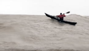 Wind & Waves - The Greatest Joys of Sea kayaking
