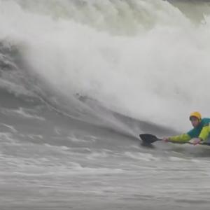 World Surf Kayak Competition Portrush 2017 NW