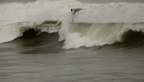 Shooting big Waves in Ireland! - Wave Ski