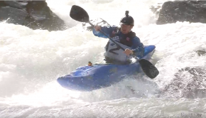 Outside TV - Kayaking the Wellerbrücke Rapids | Sickline Extreme Kayak World Championships