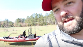 Kayak Setup - Jackson Mayfly - My Inshore Redfish Fishing Rig
