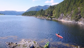 5 tips for kayaking with a drone - Mavic / Phantom / Spark - Kayak Hipster