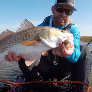 Sightcasting to Big Redfish in Louisiana | #FieldTrips