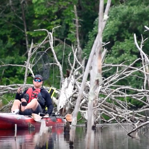Kayak Fishing Bass | Tennessee Timber Fishing