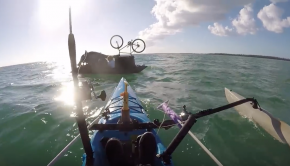 "Key West Kayak Fishing - ""And People Think I Am Crazy"""