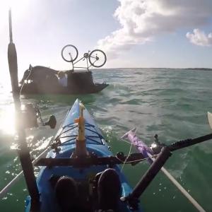"Key West Kayak Fishing - ""And People Think I Am Crazy"""