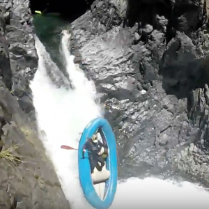 7 Teacups Siete Tazas in Chile : First raft decent : Rafting