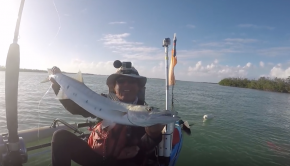 Muddy Day - Beast Barracuda Bonanza - Key West Kayak Fishing