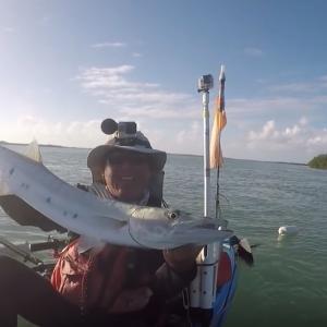 Muddy Day - Beast Barracuda Bonanza - Key West Kayak Fishing