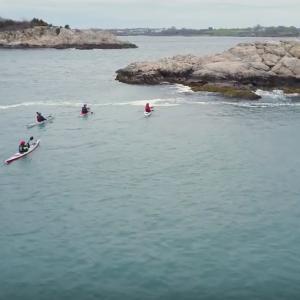 Polar Paddle Practicum 2017 - Teaser - Kayak Hipster