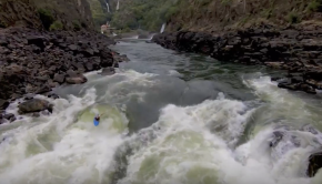 Kayaking the Zambezi River - Ben Brown and Ben Marr